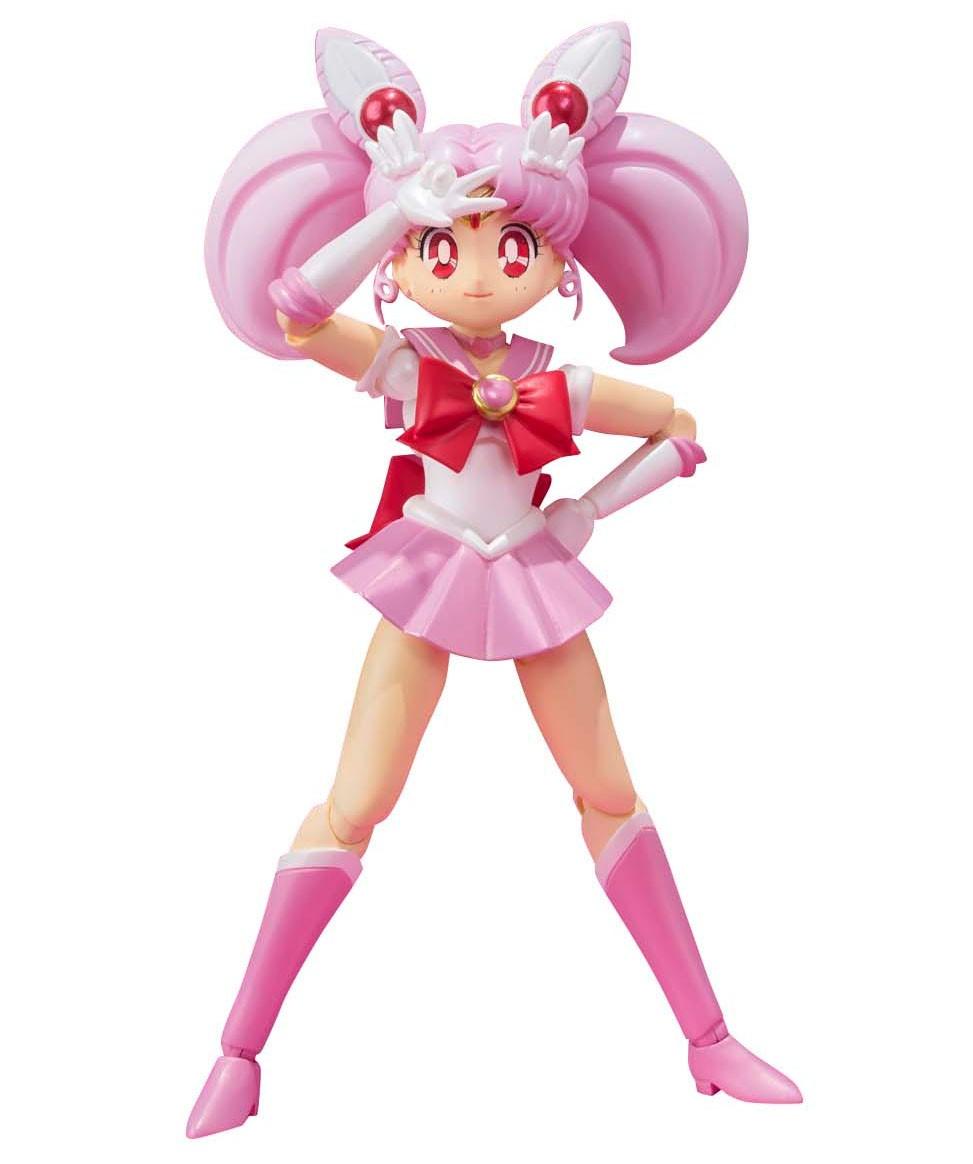 Sailor Moon S.H. Figuarts Action Figure Sailor Chibi Moon 10 cm