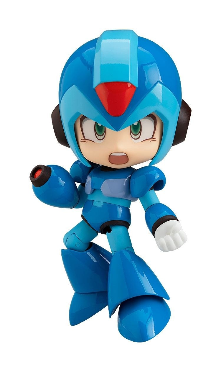 Mega Man X Nendoroid Action Figure -  Mega Man X