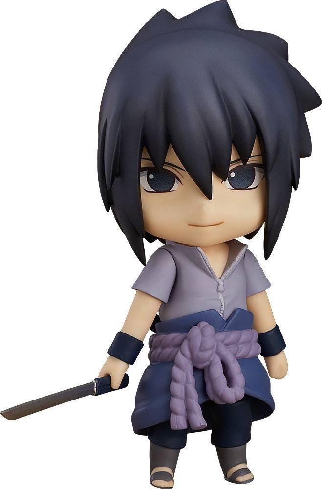 Naruto Shippuden Nendoroid Action Figure - Sasuke Uchiha