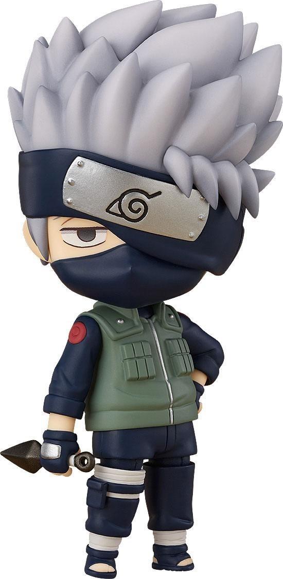 Naruto Shippuden Nendoroid Action Figure - Kakashi Hatake
