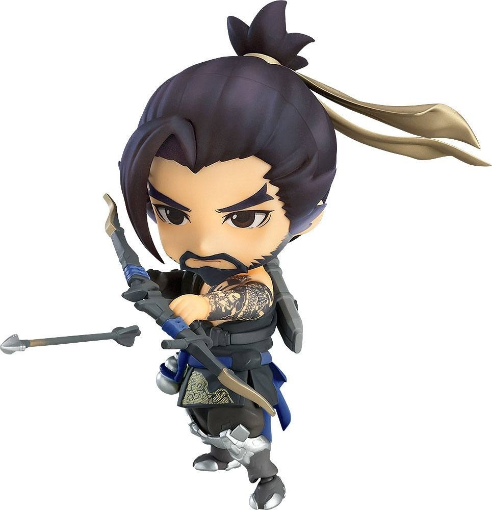 Overwatch Nendoroid Action Figure - Hanzo Classic Skin Edition