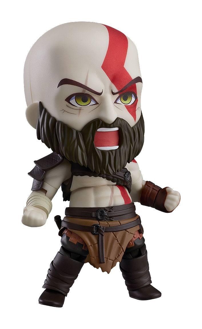 God of War Nendoroid Action Figure - Kratos