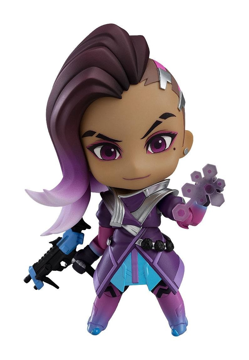 Overwatch Nendoroid Action Figure - Sombra Classic Skin Edition
