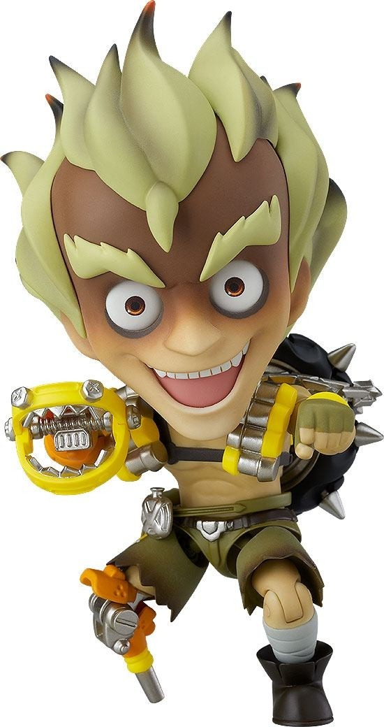 Overwatch Nendoroid Action Figure - Junkrat Classic Skin Edition