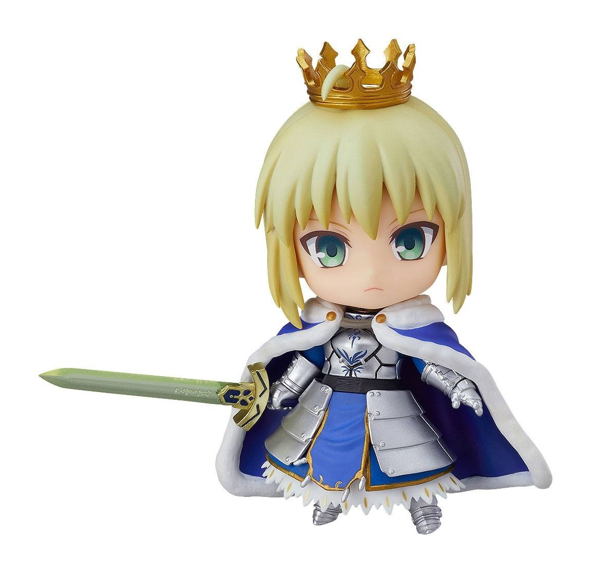 Fate/Grand Order Nendoroid Action Figure - Saber / Altria Pendragon: True Name Revealed Ver.