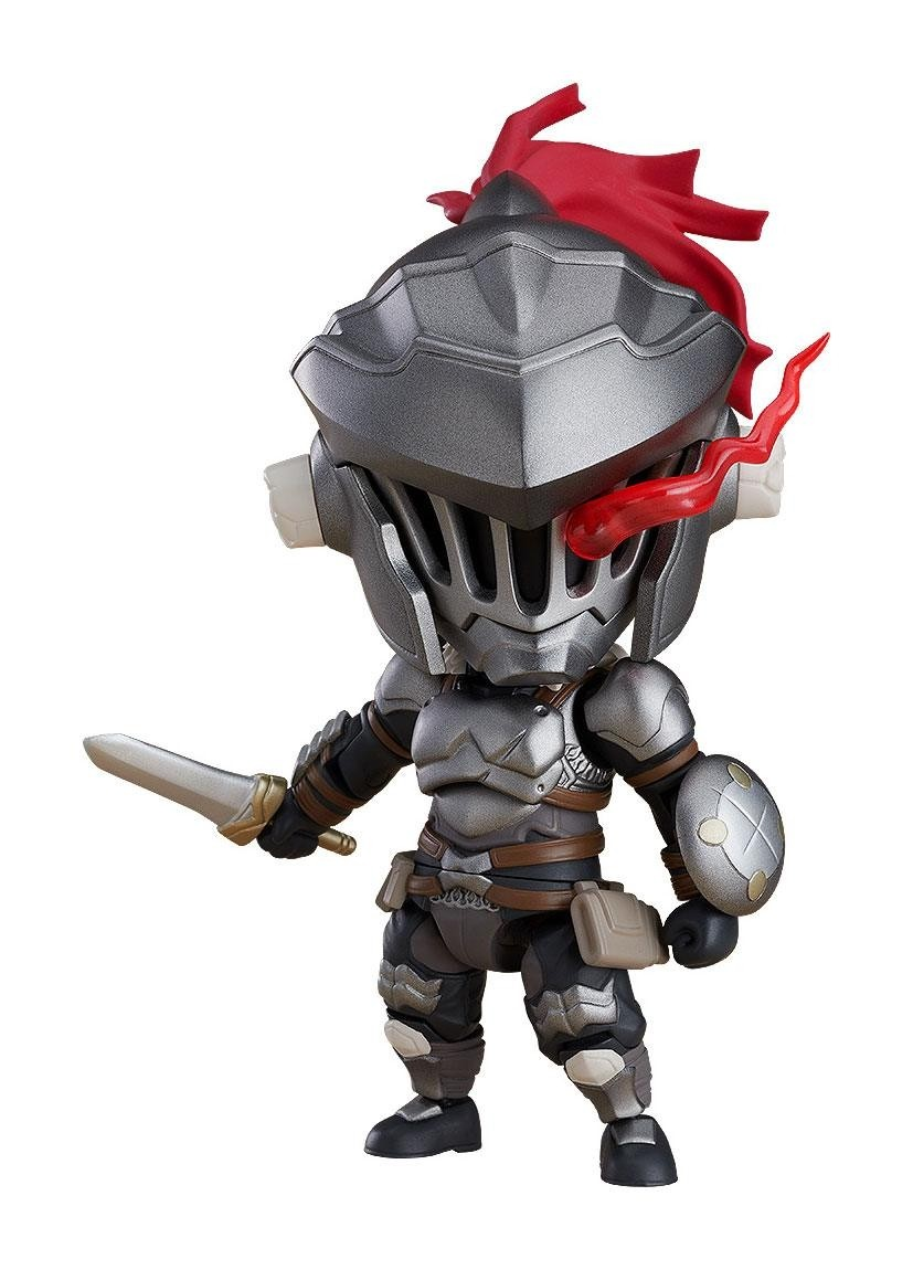 Goblin Slayer Nendoroid Action Figure - Goblin Slayer
