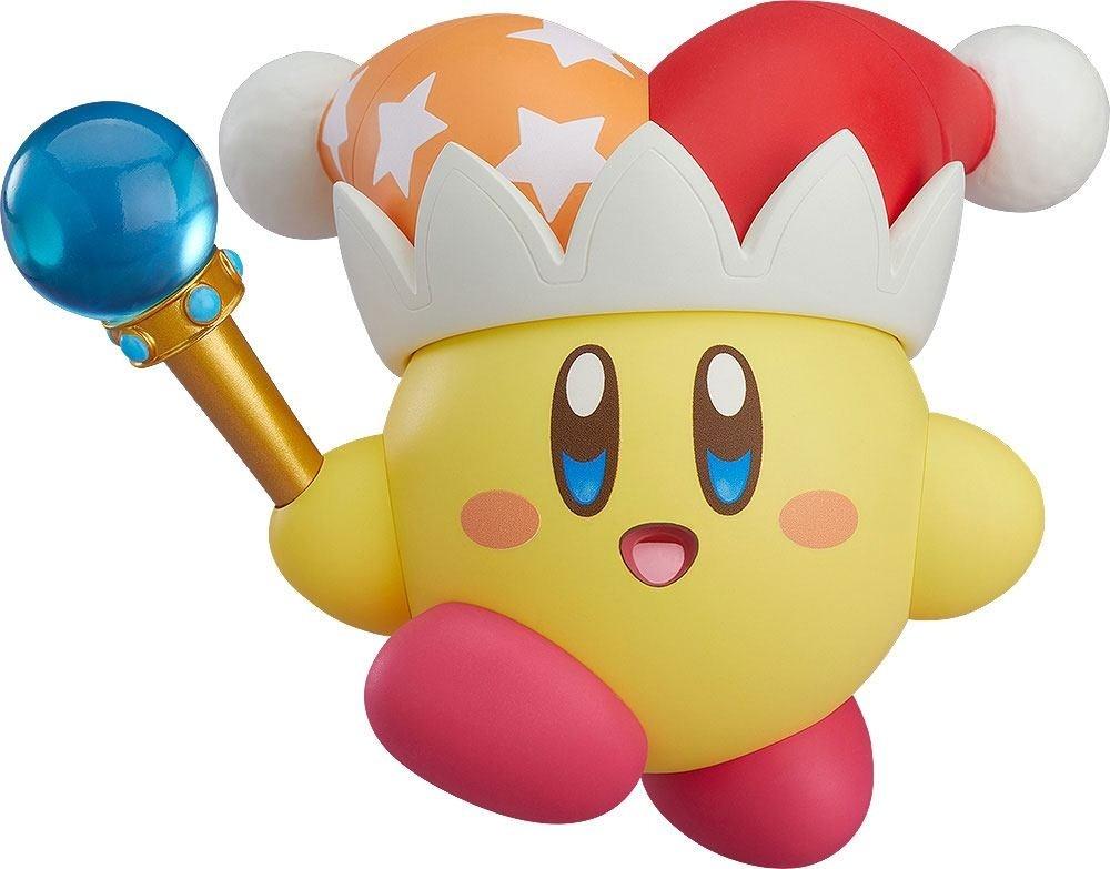 Nintendo Nendoroid Action Figure - Beam Kirby