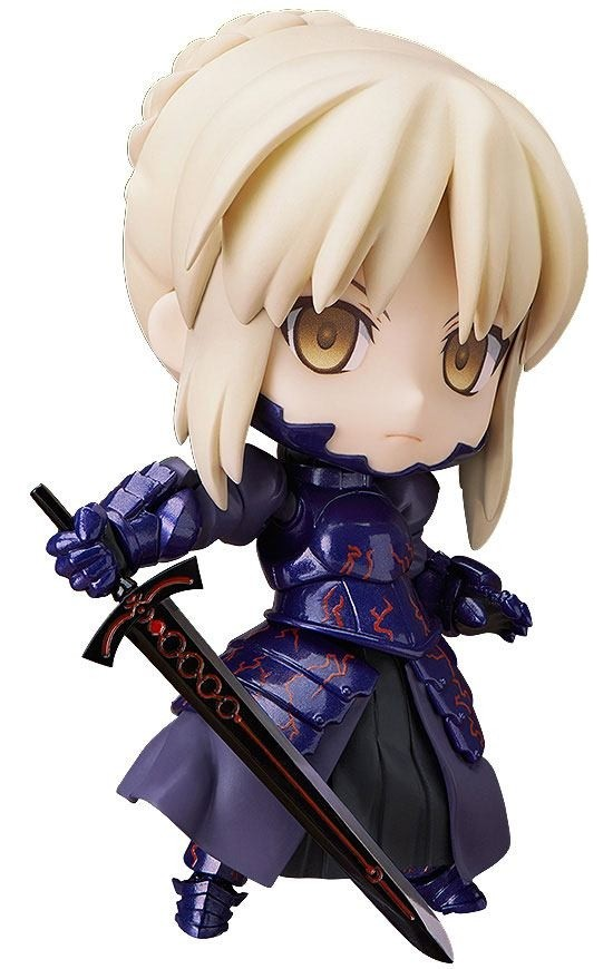 Fate / Stay Night Nendoroid Action Figure - Saber Alter Super Movable Edition