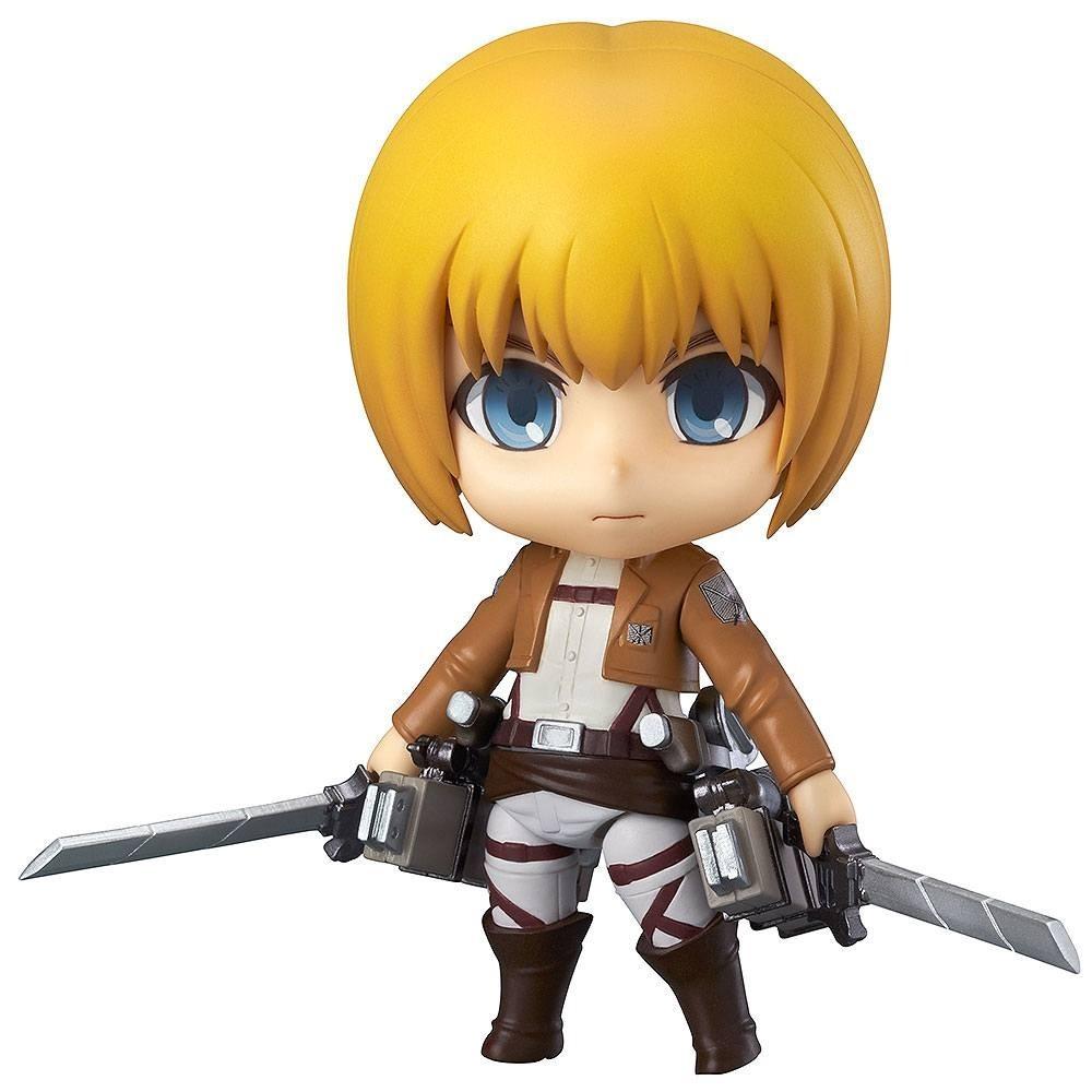 Attack on Titan Nendoroid Action Figure - Armin Arlert