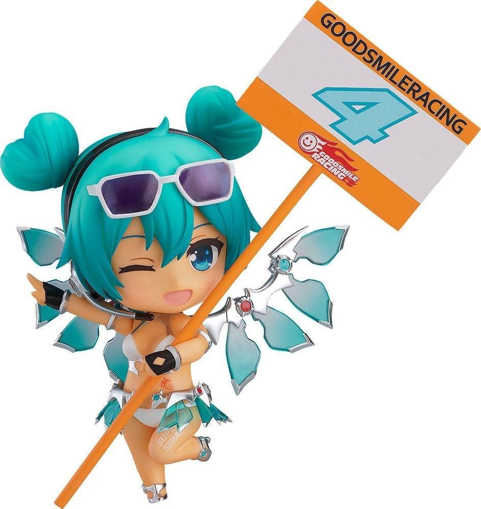Hatsune Miku GT Project Nendoroid Action Figure 2013 Sepang Version