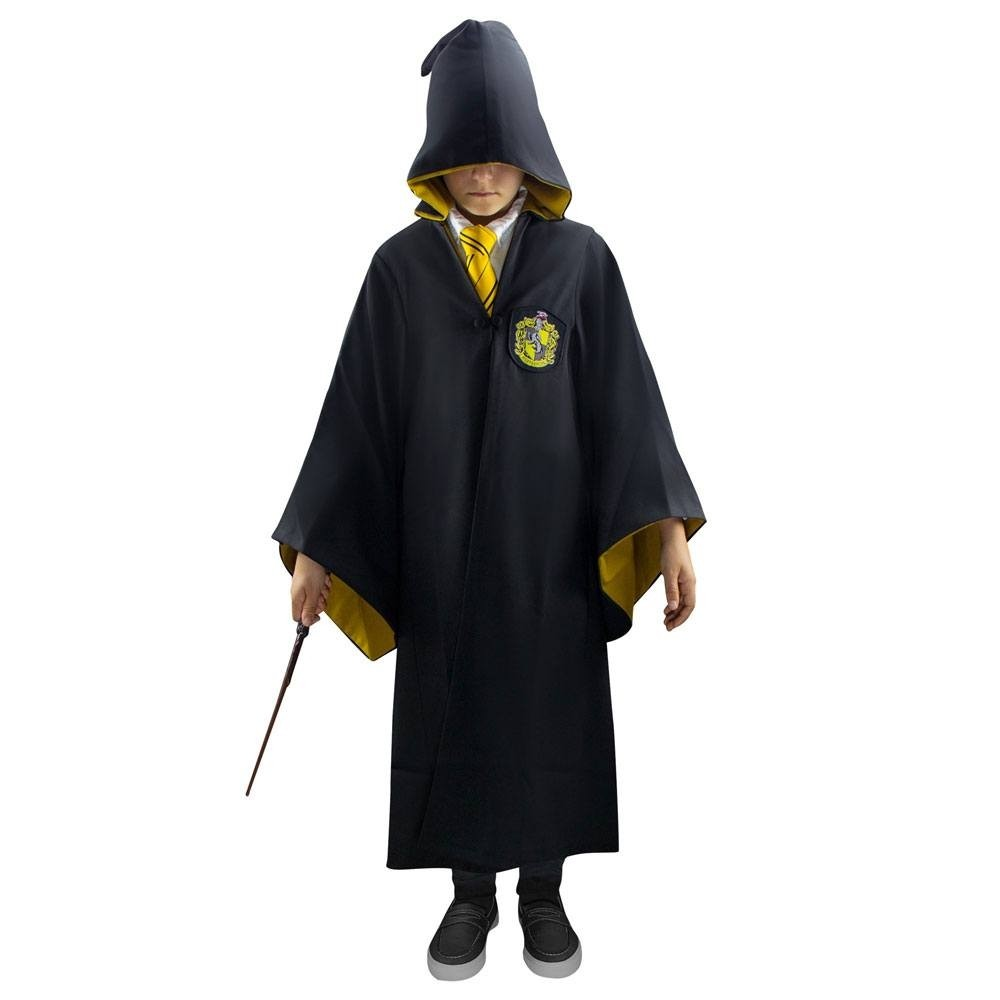 Harry Potter Kids Wizard Robe Hufflepuff