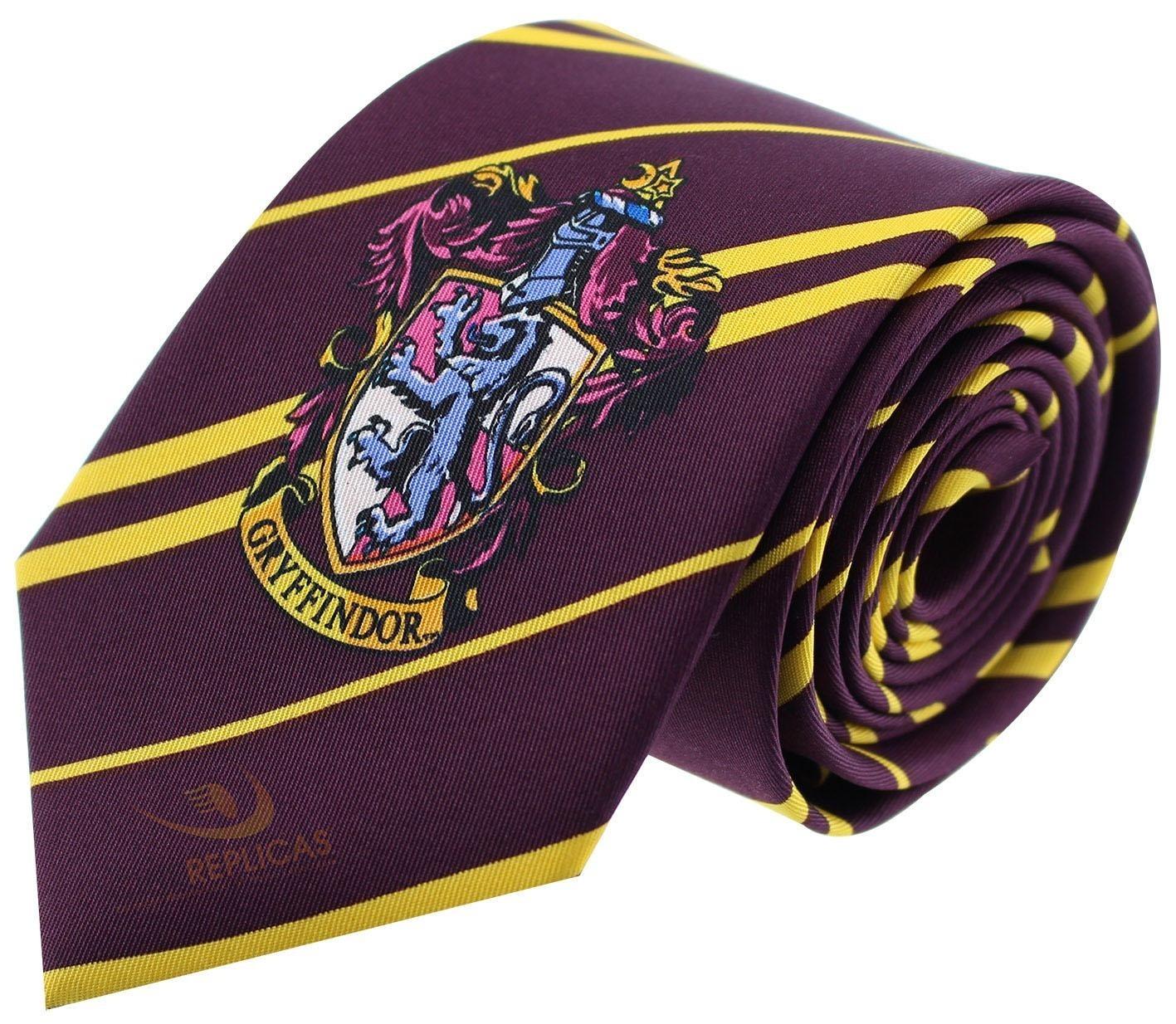 Harry Potter Tie Gryffindor Crest