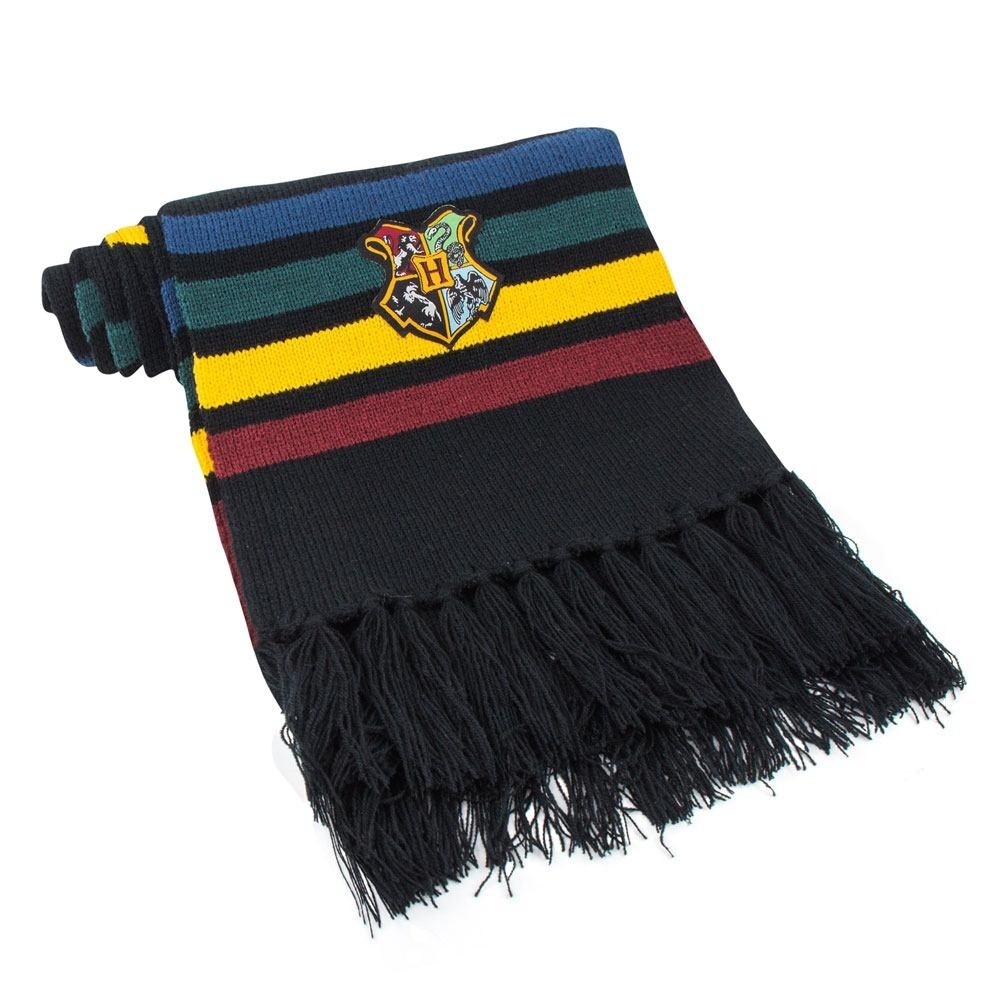 Harry Potter Scarf Hogwarts 190 cm