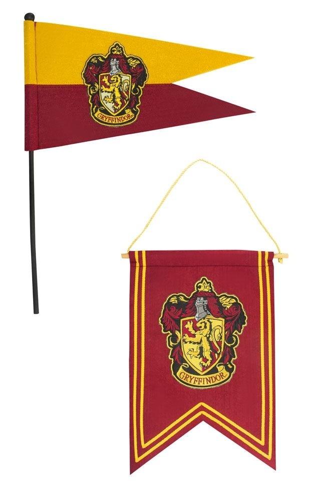 Harry Potter Banner & Pennant Set Gryffindor