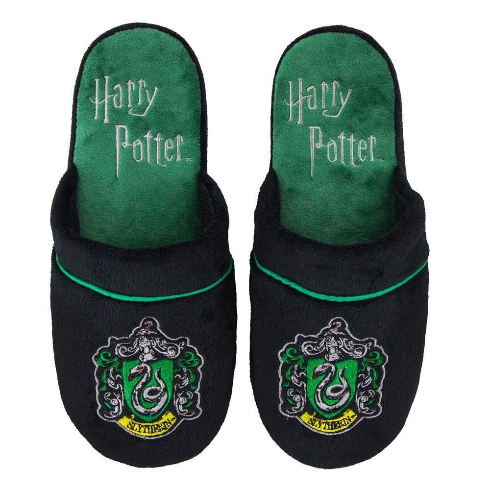 Harry Potter Slippers Slytherin