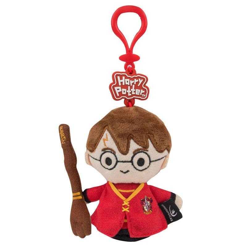Harry Potter Plush Keychain Harry Potter Quidditch 8 cm