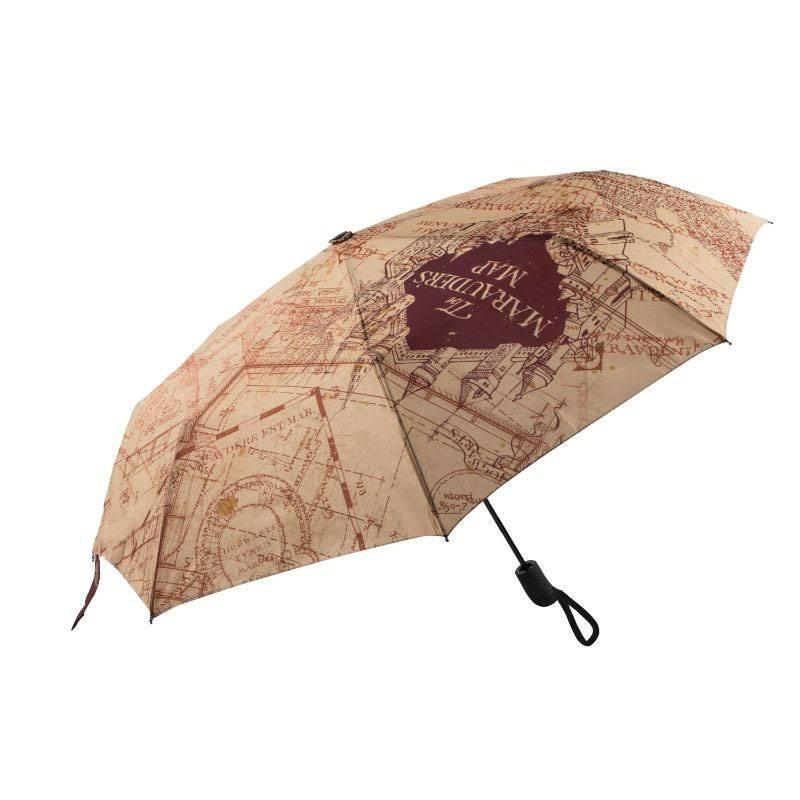 Harry Potter Umbrella Marauder Map