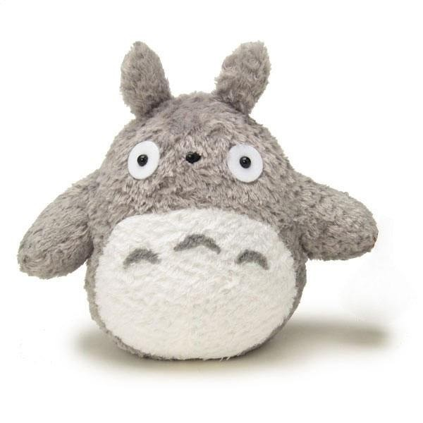 Studio Ghibli Plush Fluffy Big Totoro 14cm
