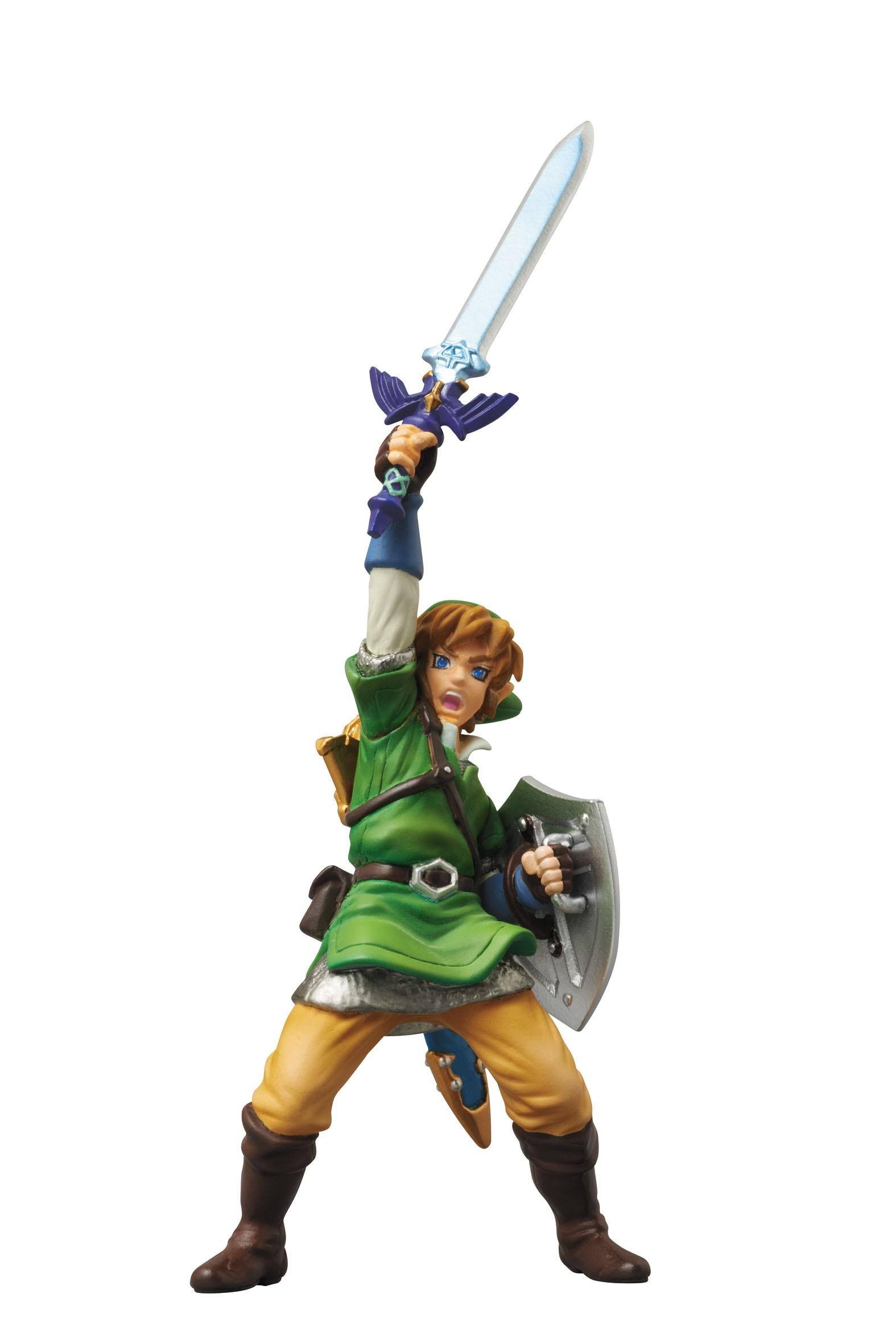 Nintendo - UDF Series 1 Mini Figure - Link (The Legend of Zelda: Skyward Sword) 11 cm
