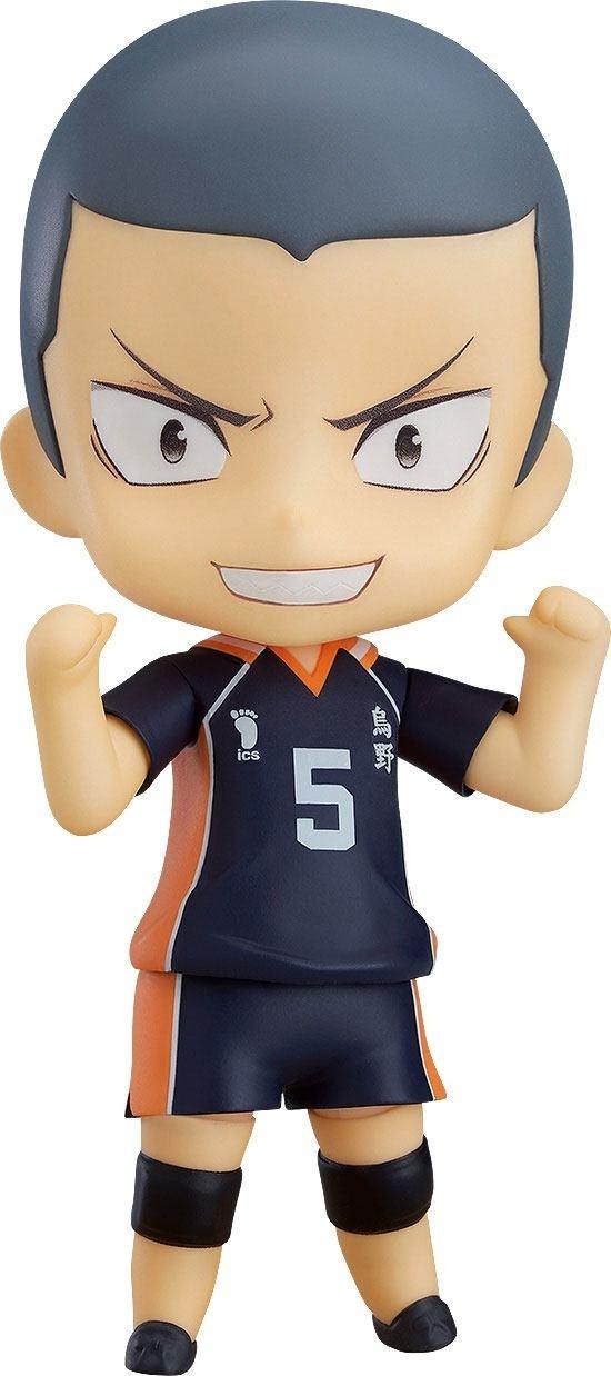 Haikyu!! Nendoroid Action Figure - Ryunosuke Tanaka