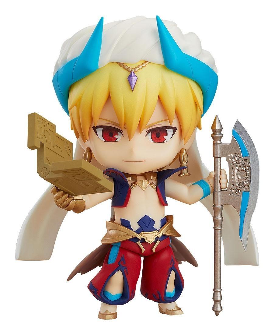Fate/Grand Order Nendoroid Action Figure - Caster / Gilgamesh Ascension Ver.