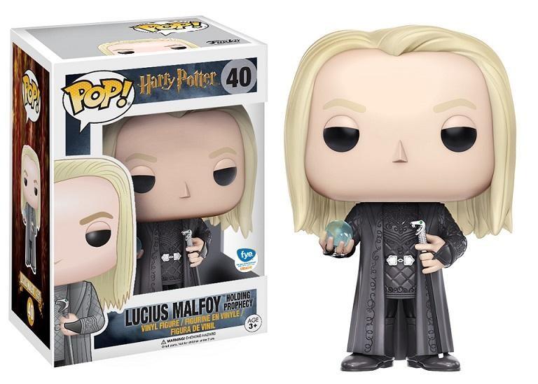 POP! Vinyl: Harry Potter: Lucius w/ Prophecy (Exc)