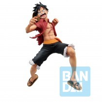 One Piece Figure Ichibansho Monkey D. Luffy Great Banquet