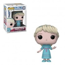 POP! Vinyl: Disney: Frozen II - Young Elsa