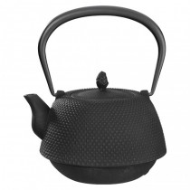Nanbu Black Cast Iron Teapot 0.95L