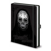 Harry Potter (Death Eater) Premium A5 Notebook