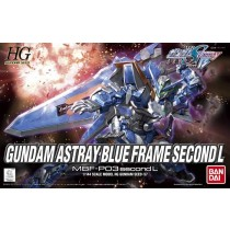 HG GUNDAM ASTRAY BLUE FRAME SECOND L 1/144 - GUNPLA