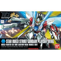 HGBF STAR BUILD STRIKE GUNDAM PLAVSKY WING 1/144 - GUNPLA