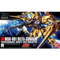 HGUC MSN-001 DELTA GUNDAM 1/144 - GUNPLA