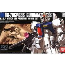 HGUC RX-78 GP03S 'GUNDAM GP03S' 1/144 - GUNPLA