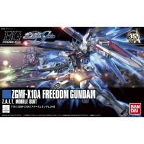 HGCE FZGMF-X10A FREEDOM GUNDAM 1/144 - GUNPLA