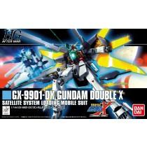 HGAW GX-9901-DX GUNDAM DOUBLE X 1/144 - GUNPLA