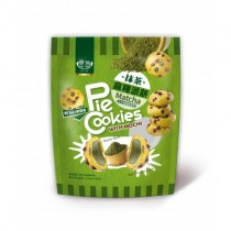 Royal Family Pie Cookie with Mochi Matcha 120g