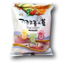 Royal Family Fruit Mochi Mix Orange Hami Melon & Strawberry 120g