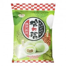 Royal Family Matcha & Red Bean Marshmallows Daifuku 120g