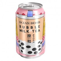 Ocean Bomb Bubble Milk Tea