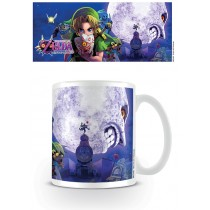 The Legend of Zelda - Mug 315 ml / 11 oz - Majora's Mask Moon