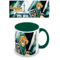 The Legend of Zelda - Mug 315 ml / 11 oz - The Lost Woods Green