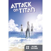 Attack on Titan, Vol. 22