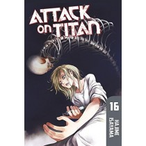 Attack on Titan, Vol. 16