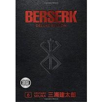 Berserk Deluxe Vol. 06