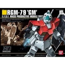 HGUC RGM-79 'GM' 1/144 - GUNPLA
