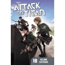 Attack on Titan, Vol. 18