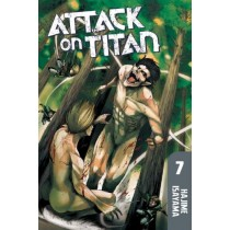 Attack on Titan, Vol. 07