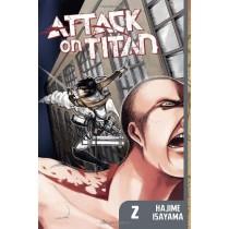 Attack on Titan, Vol. 02