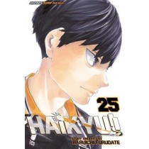 Haikyu!!, Vol. 25